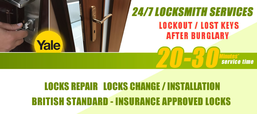 Borehamwood locksmith services